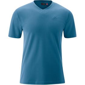 Maier Sports Wali SS Shirt Men blue sapphire